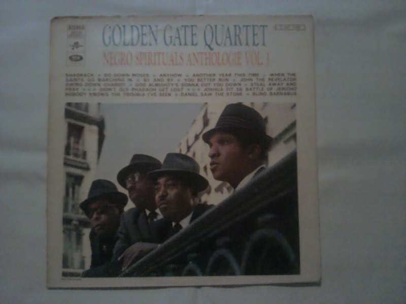 Golden Gate Quartet, The - The Golden Gate Quartet / Enregistrements Originaux