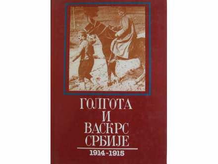 Golgota i vaskrs Srbije 1914-1915 knjiga 2  Djuric