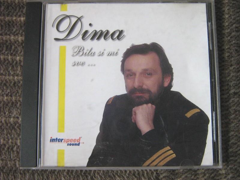 Goran Dimitrijadis Dima - Bila si mi sve...