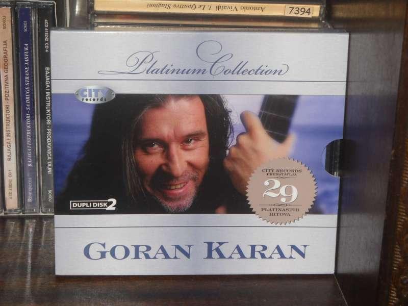 Goran Karan - PLATINUM COLLECTION