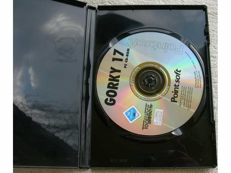 Gorky 17, PC igrica, nemački jezik