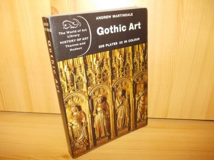 Gothic Art - A. Martindale