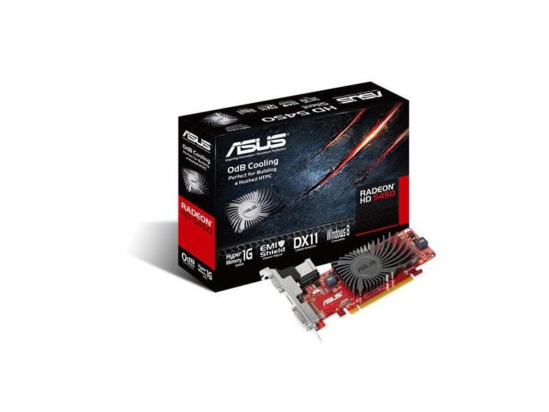 Grafička kartica AMD Radeon 5450 Asus 512MB DDR3, DVI/V