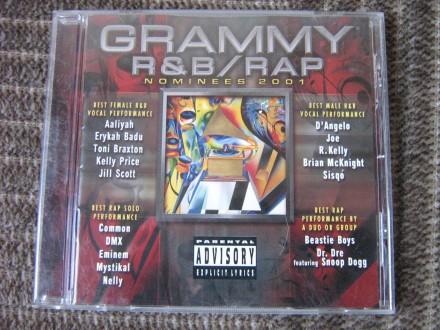 Grammy R&B / Rap Nominees 2001