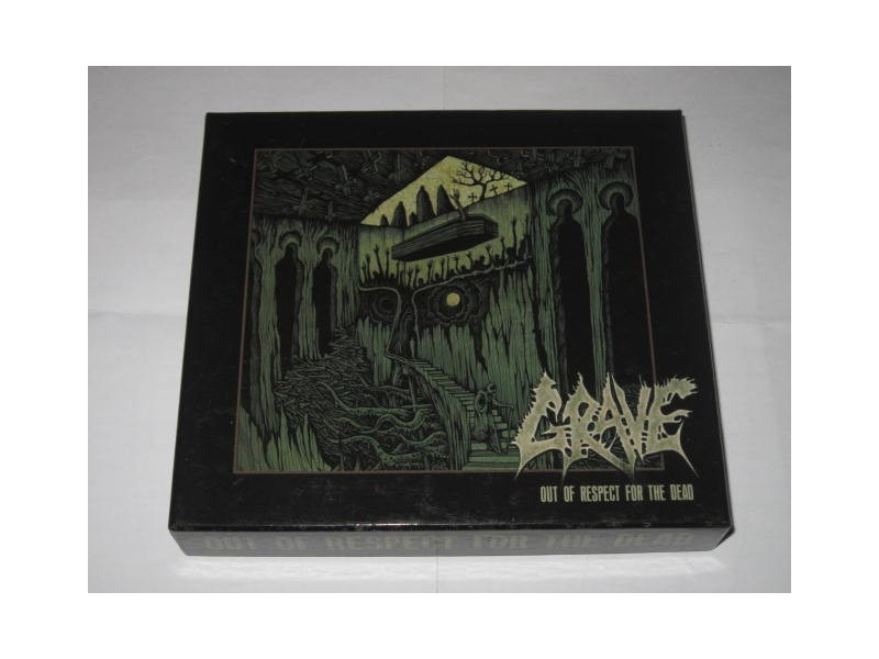 Grave ‎– Out Of Respect For The Dead (2CD)