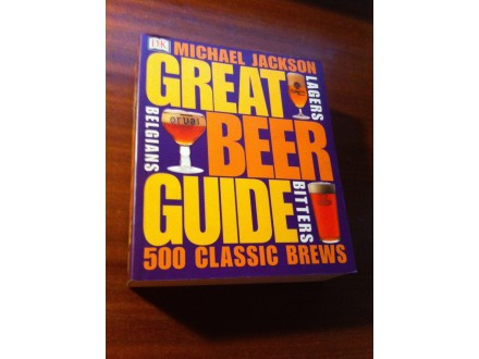 Great BEER Guide Michael Jackson