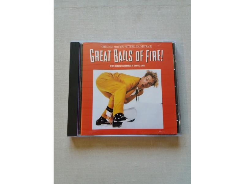 Great Balls Of Fire - Original Motion Picture Soundtrac