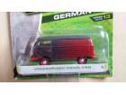 Green Light-Volkswagen Panel Van