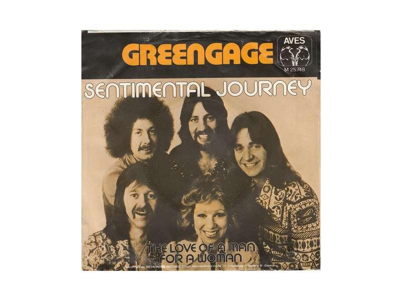 Greengage - Sentimental Journey