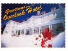 Greetings from Overlook Hotel (za horror fanove!)
