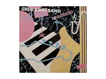 Greg Kihn Band - Kihntinued