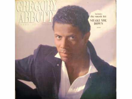 Gregory Abbott - Shake You Down
