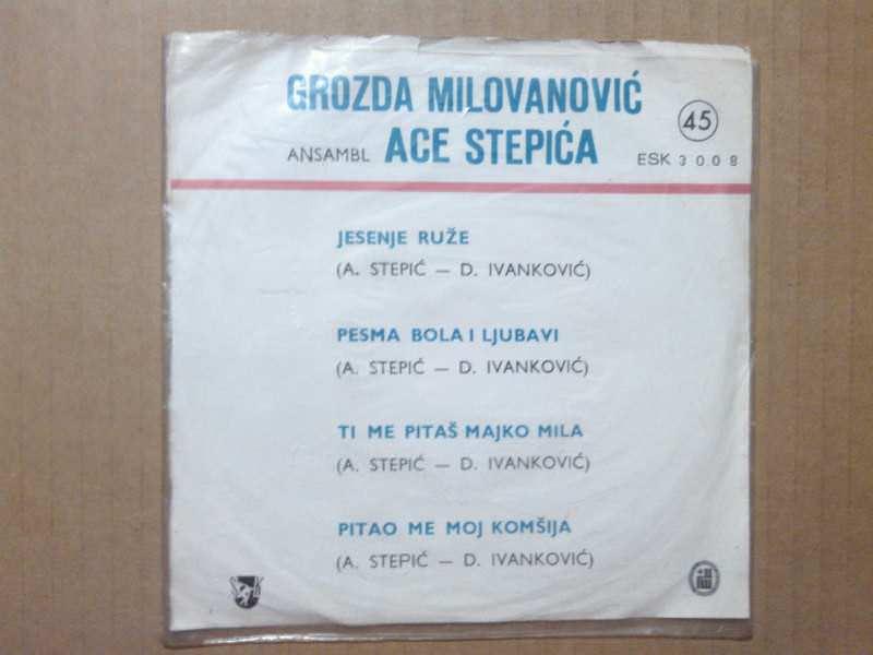 Grozda Milovanović - Jesenje Ruže