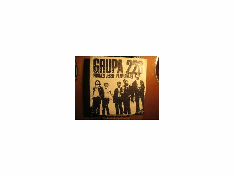 Grupa 220 - Prolazi Jesen / Plavi Svijet