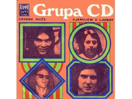 Grupa CD - Crvene Ruže / Vjeruj U Ljubav