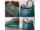 Gucci Jacky O Monogram Leather torba, original