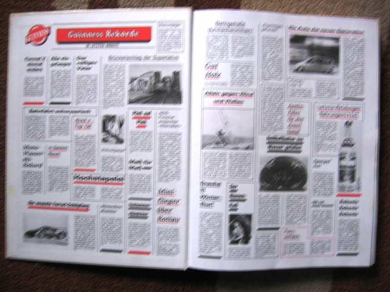 Guinness buch der rekorde 1988
