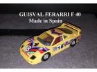 Guisval Ferarri F40 1986 - TOP PONUDA