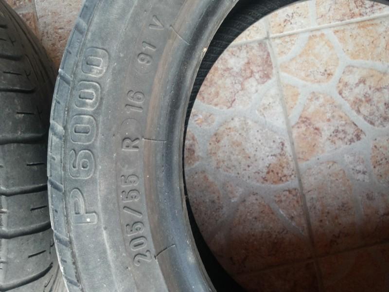 Gume 205/55/16, Pirelli, letnje 4 kom