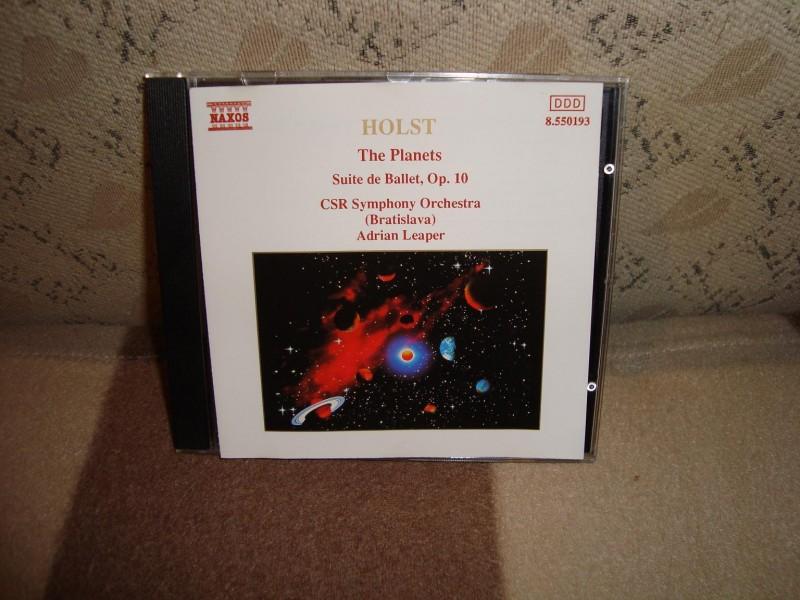 Gustav Holst, György Ligeti, Boston Symphony Orchestra, William Steinberg - The Planets / Lux Aeterna
