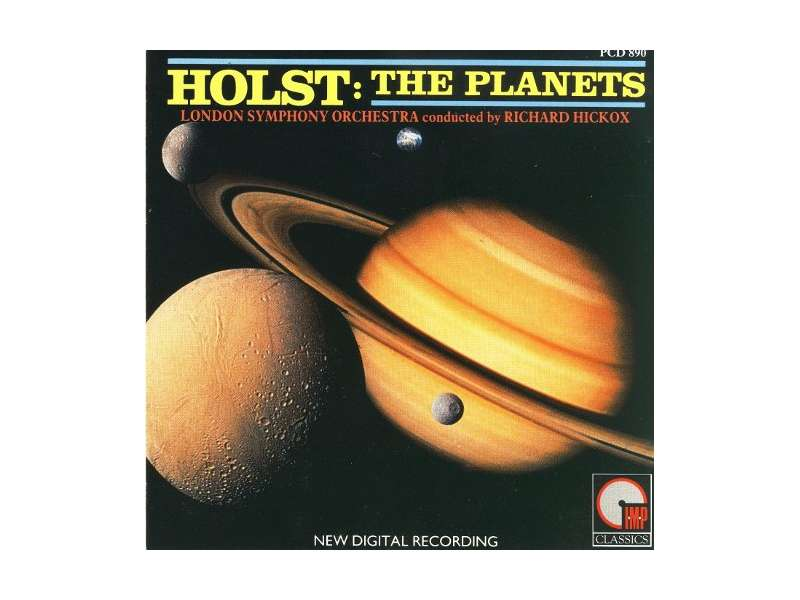 Gustav Holst, London Symphony Orchestra, The, Richard Hickox - The Planets