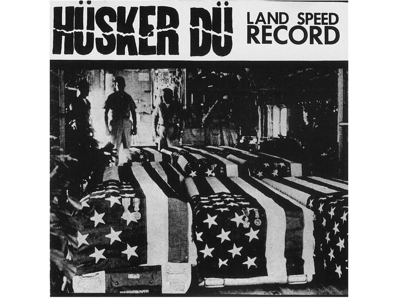 Hüsker Dü - Land Speed Record