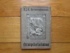H. J.K. GRIMELSHAUZEN - PUSTOLOVNI SIMPLICISIMUS