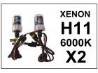 H11 XENON sijalica - 6000K - 35W - 2 komada