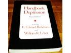 HANDBOOK OF DEPRESSION - E. Beckham and W. R. Leber