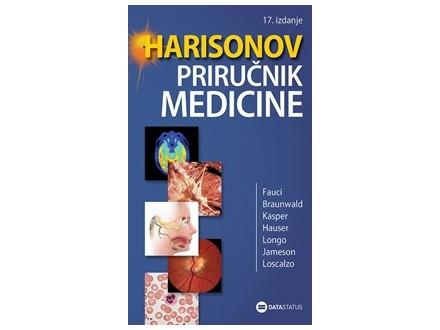 HARISONOV PRIRUČNIK MEDICINE - Grupa autora