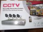 HD DVR SA 4 x HD KAMERE 1800 linija !!!!! i 4x kabl