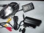 HD IR KAMERA 1800TV linija +20m kabl i adapter
