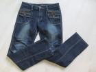 HDL jeans moderne farmerke vel. 30
