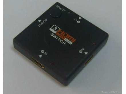 HDMI switch - 3 porta