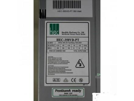 HEC-350VD-PT 350W Atx