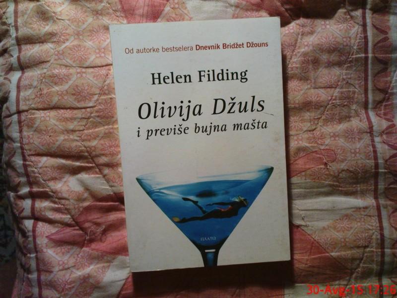 HELEN FILDING -  OLIVIJA DZULS I PREVISE BUJNA MASTA