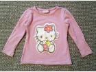 HELLO KITTY DUKS BODI MAJICA / vel 98-104