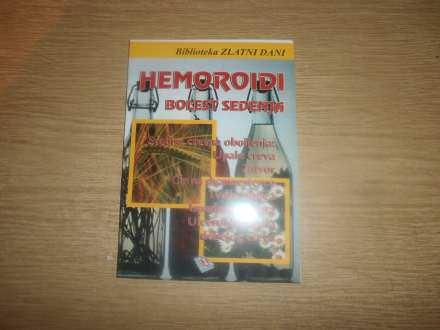 HEMOROIDI    BOLEST SEDENJA