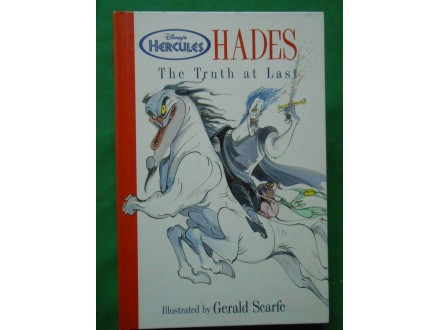 HERCULES Disneys: Hades: The Truth at Last