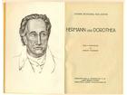 HERMANN und DOROTHEA (spev na nemačkom) J.W. von Goethe