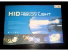 HID Xenon light H-7,high intensity discharge lamp, novo