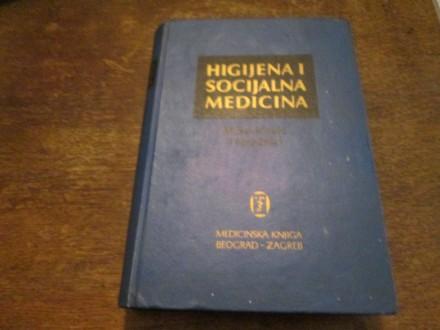 HIGIJENA I SOCIJALNA MADICINA   M. Savićević