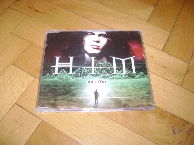 HIM - Join Me (CD single)