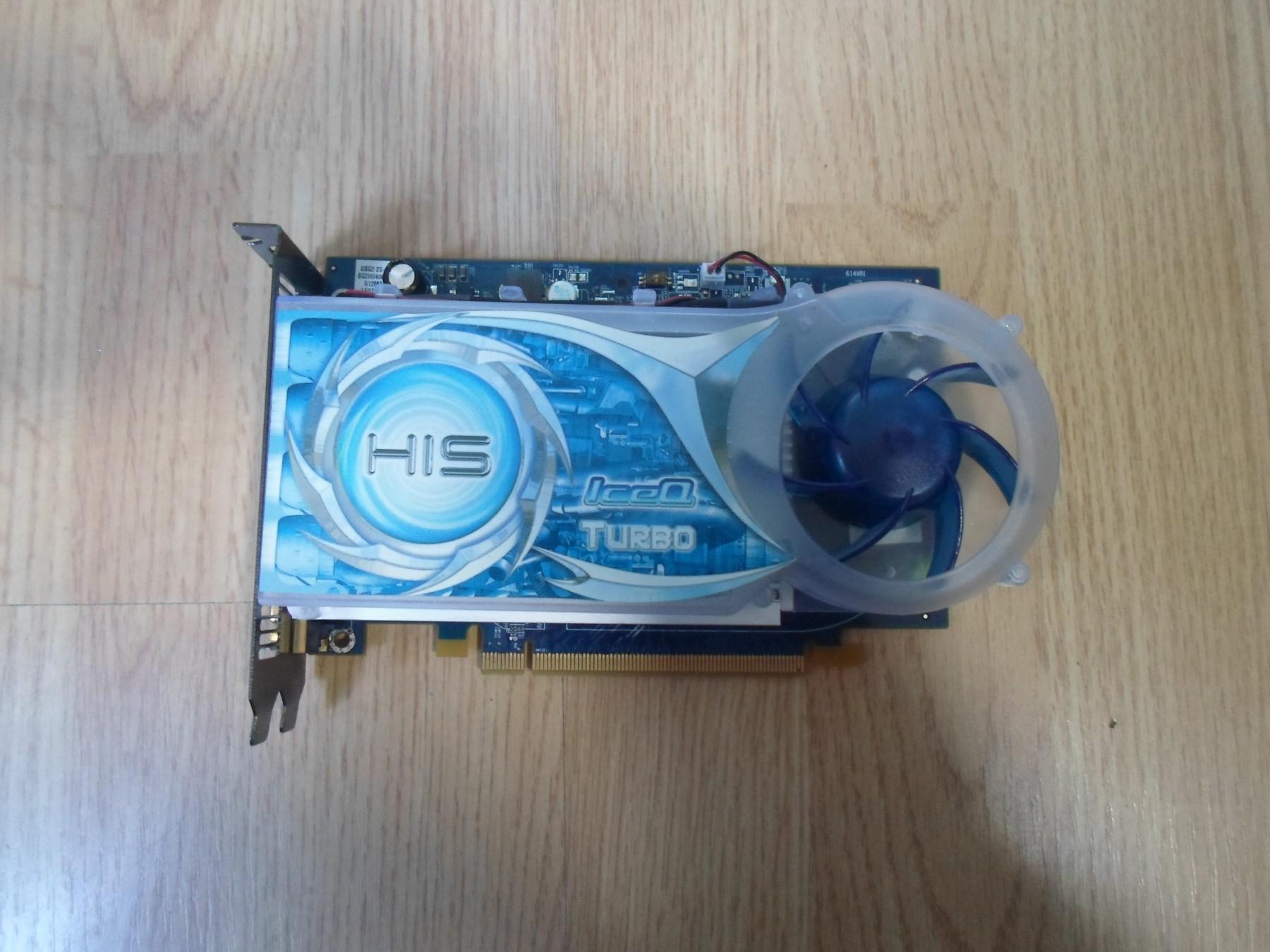 HIS HD 2600PRO IceQ Turbo 512MB PCIe - Kupindo.com (46808117)