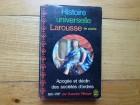 HISTOIRE UNIVERSELLE LAROUSSE-1610-1787