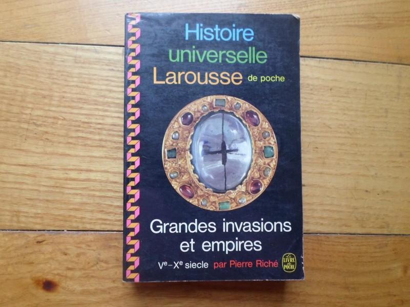HISTOIRE UNIVERSELLE LAROUSSE-GRANDES INVACIOS ET EPIRE