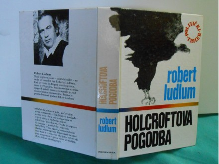 HOLCROFTOVA POGODBA , Robert Ludlum