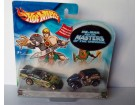 HOT WHEELS Masters of the universe - He-Man/ King Hsss