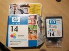 HP 14 Tri-Color kertridž nekorišćen