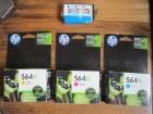 HP 564XL - komplet kertridža Black,Cyan,Magenta,Yellow